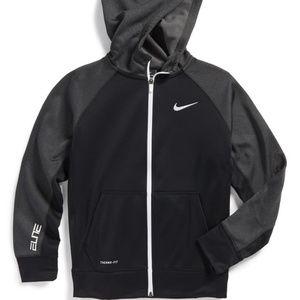 Nike Elite Stripe Therma-FIT Zip Hoodie